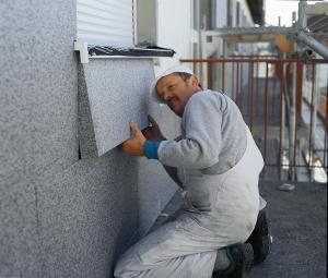 ALLIANCE ÉCOCONSTRUCTION pose du poly sous appui-de fenêtre